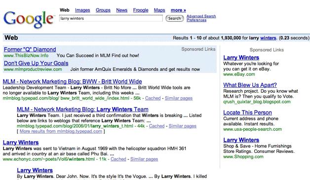 zmiany google adwords 2006