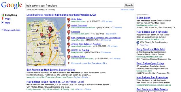 zmiany google adwords 2010