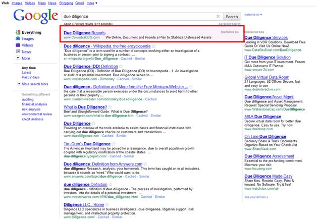 zmiany w google adwords 2010