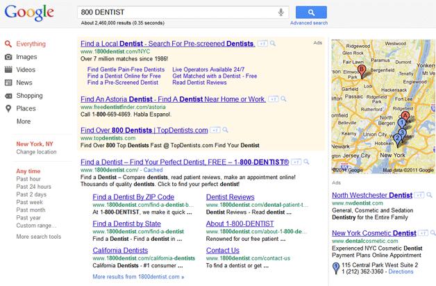 zmiany w google adwords 2011