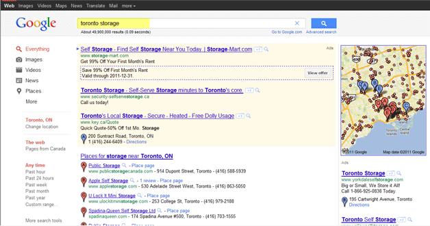 zmiany google adwords 2011