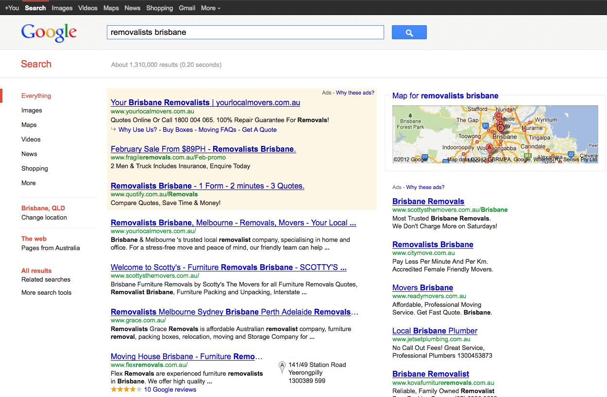 zmiany google adwords 2012